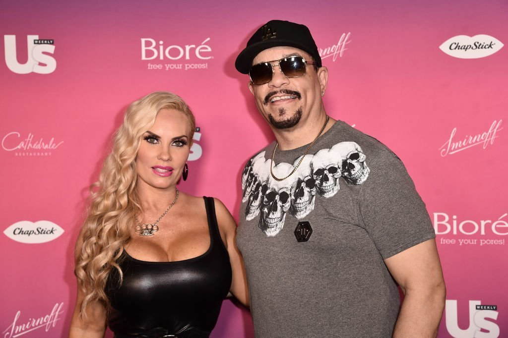 Ice-T and Coco Austin attend US Weekly's 2019 Most Stylish New Yorkers red carpet | Photo: Getty Images