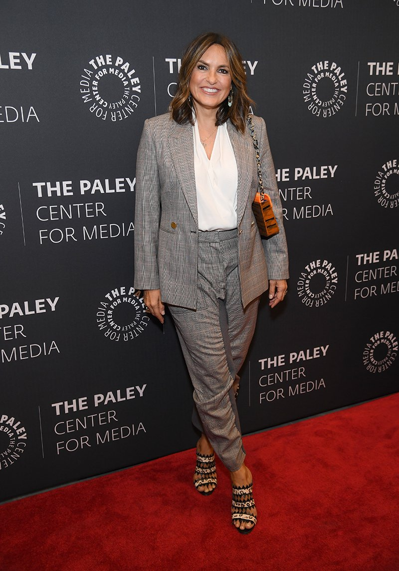 """Mariska Hargitay attends the """"Law & Order: SVU"""" Television Milestone Celebration at The Paley Center for Media on September 25, 2019 in New York City. I Image: Getty Images."""