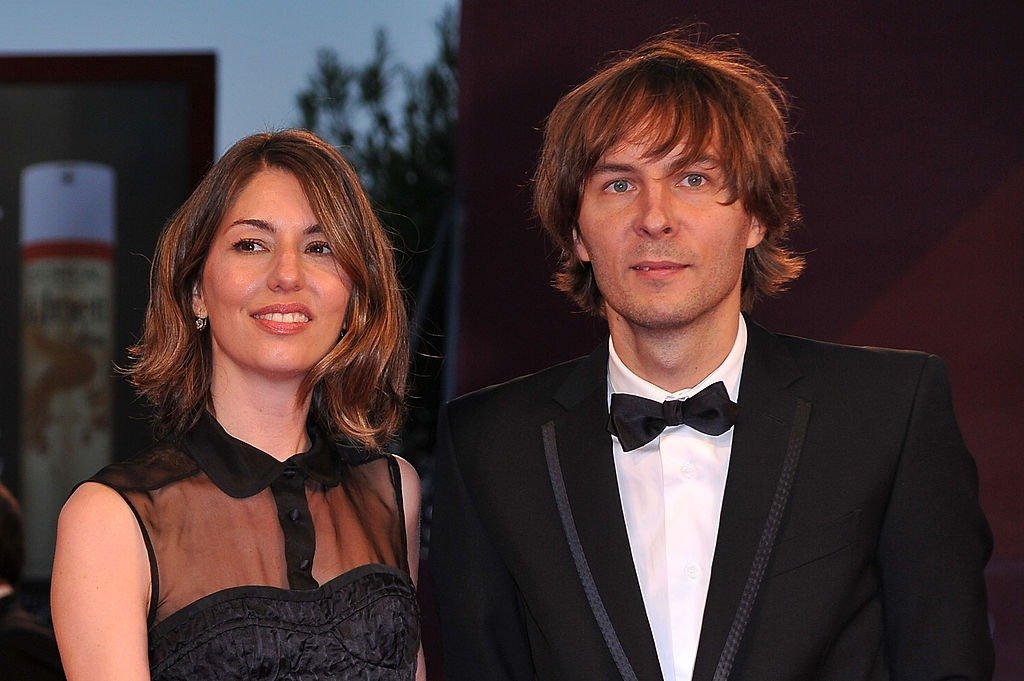 """Sofia Coppola and Thomas Mars at the """"Somewhere"""" premiere during the 67th Venice Film Festival on September 3, 2010   Photo :Getty Images"""