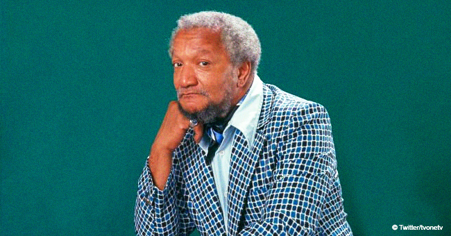 Remember Comic Redd Foxx? His 4th Wife Made Strong Allegations against His Daughter after He Died