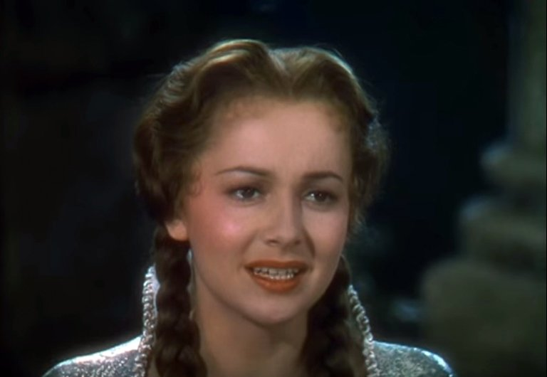 Olivia de Havilland, The Adventures of Robin Hood, 1938 | Quelle: Wikimedia Commons