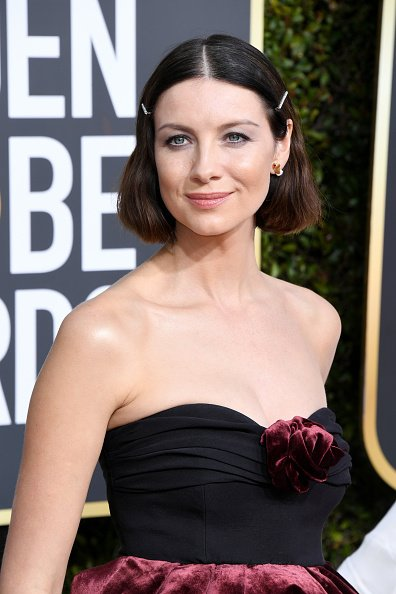Caitriona Balfe, 76th Annual Golden Globe Awards, 2019 | Quelle: Getty Images