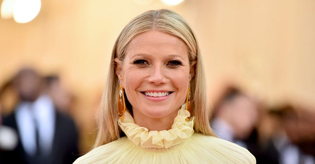 Gwyneth Paltrow at The Met Gala Celebrating Camp: Notes on Fashion in New York City   Photo: Theo Wargo/WireImage via Getty Images