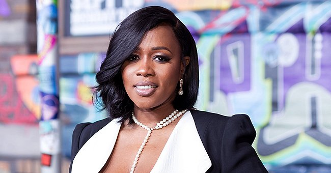 Remy Ma and Her Baby Daughter Reminisce MacKenzie Stick Out Their Tongues in an Adorable Video