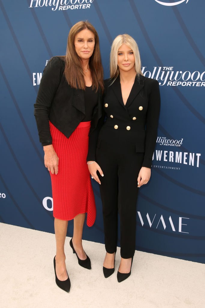 Caitlyn Jenner and Sophia Hutchins attend The Hollywood Reporter's Empowerment In Entertainment Event 2019.   Photo: GettyImages