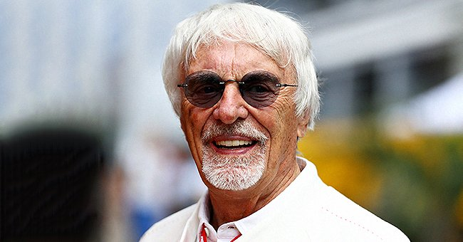 Bernie Ecclestone of 'Formula 1' Fame Expecting First Baby with Wife Fabiana Flosi at 89