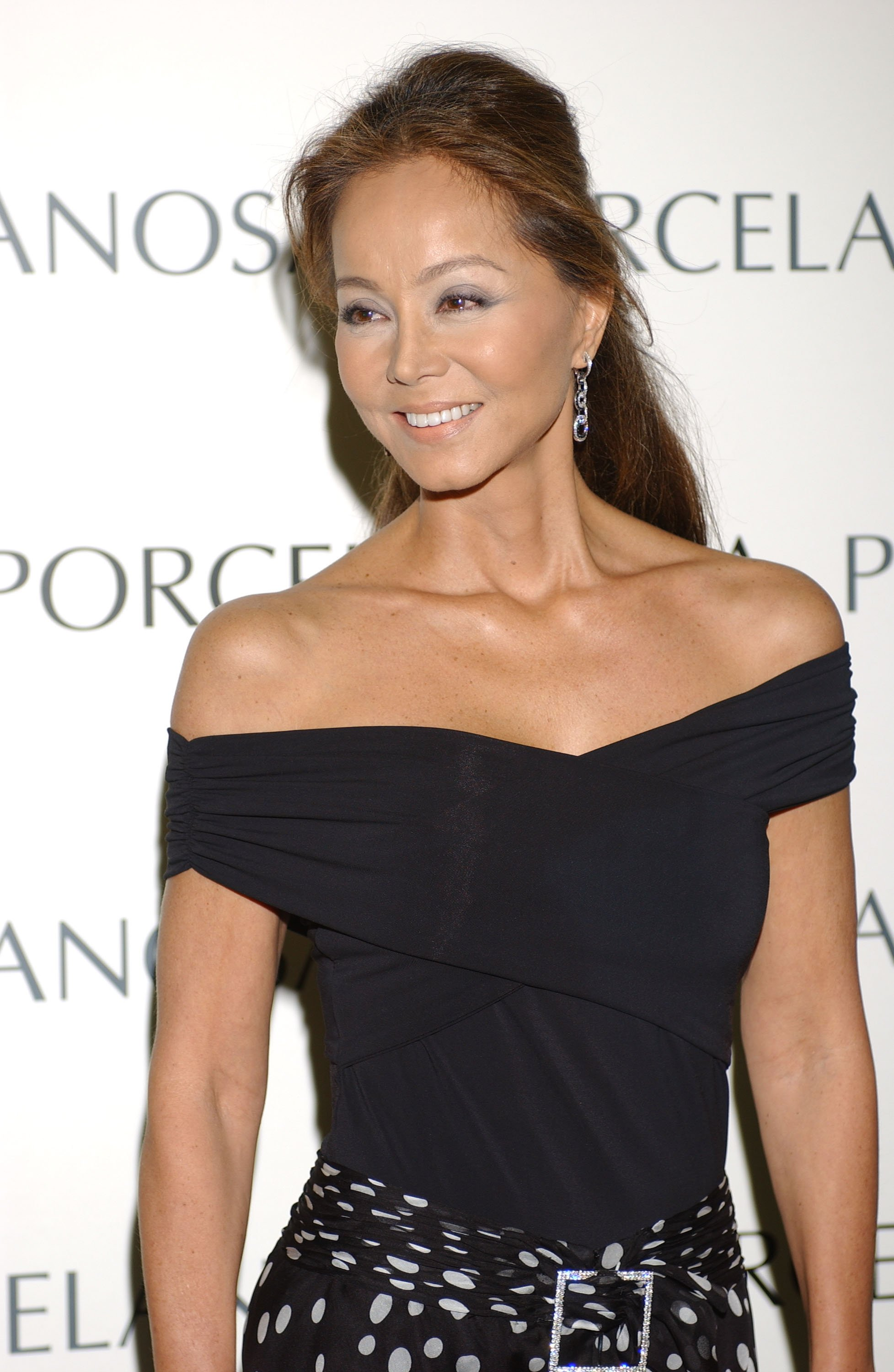 Isabel Preysler en Madrid en mayo de 2005. | Foto: Getty Images