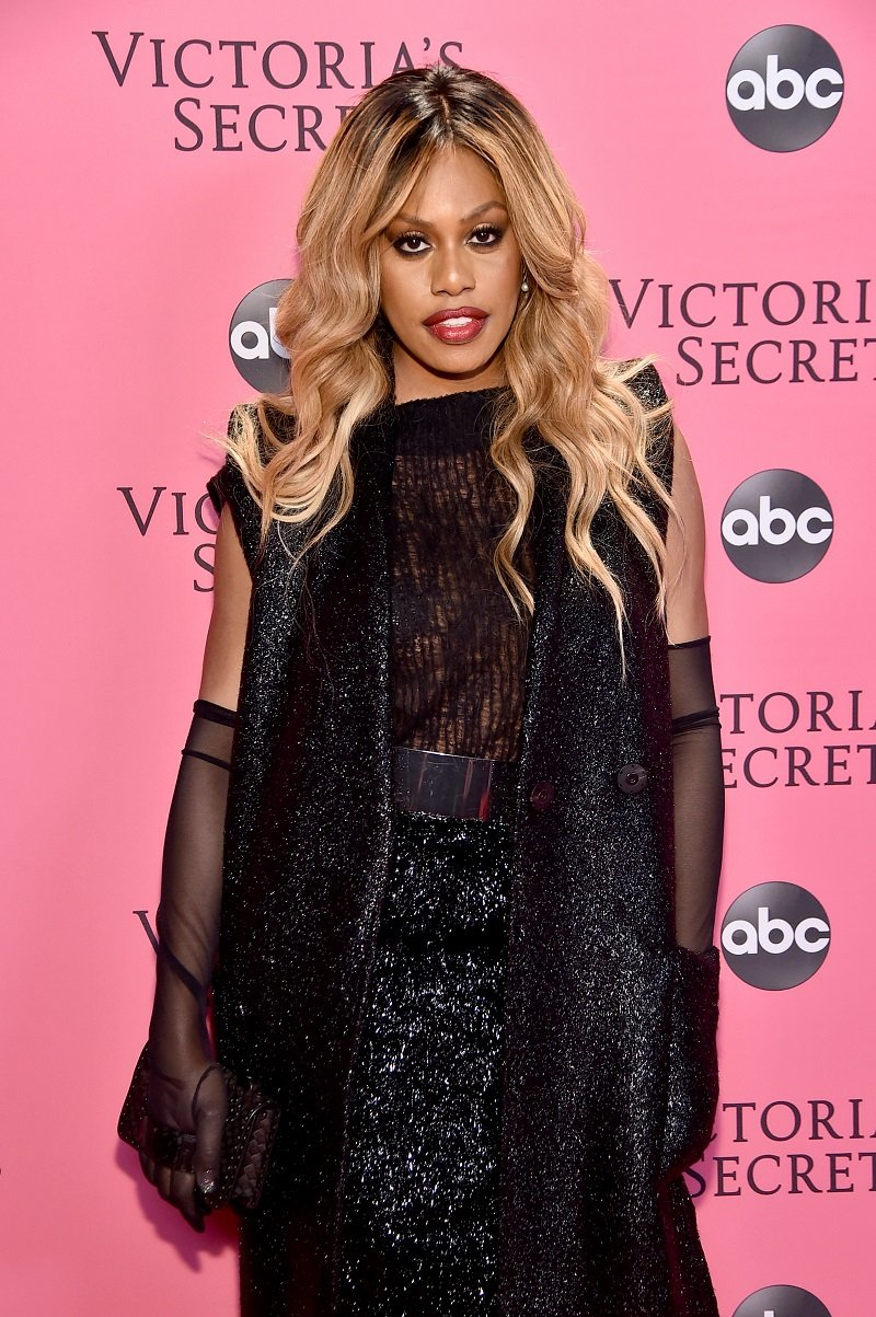 Laverne Cox on November 8, 2018 in New York City | Photo: Getty Images