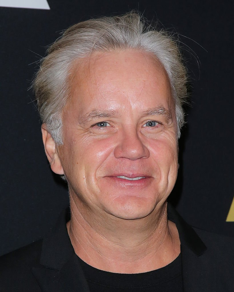 Le comédien Tim Robbins le 18 novembre 2014 à Beverly Hills. l Photo : Getty Images