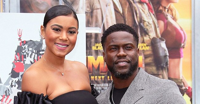 Kevin Hart's Wife Eniko Shows Their 4-Month-Old Daughter Kaori Mai in a Cute Dress & Headband