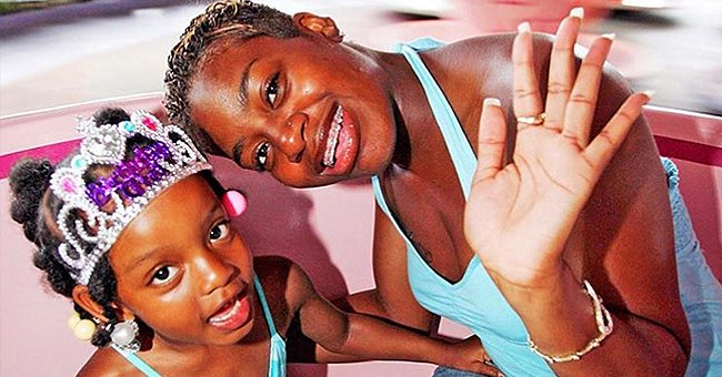Fantasia Barrino's Daughter Zion Looks like Mom's Carbon Copy in Rare Throwback Photos