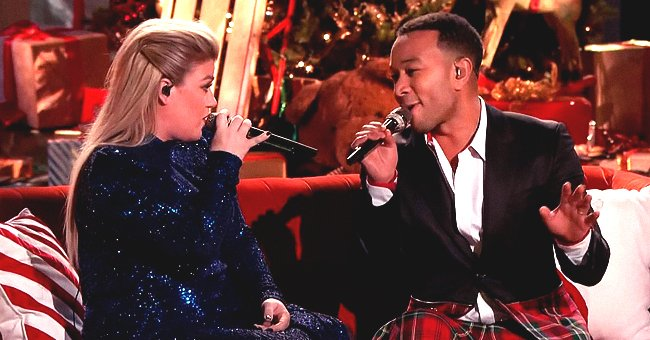 John Legend Reportedly Skipped Singing 'Baby, It's Cold outside' Remake at Annual Rockefeller Tree Lighting Event