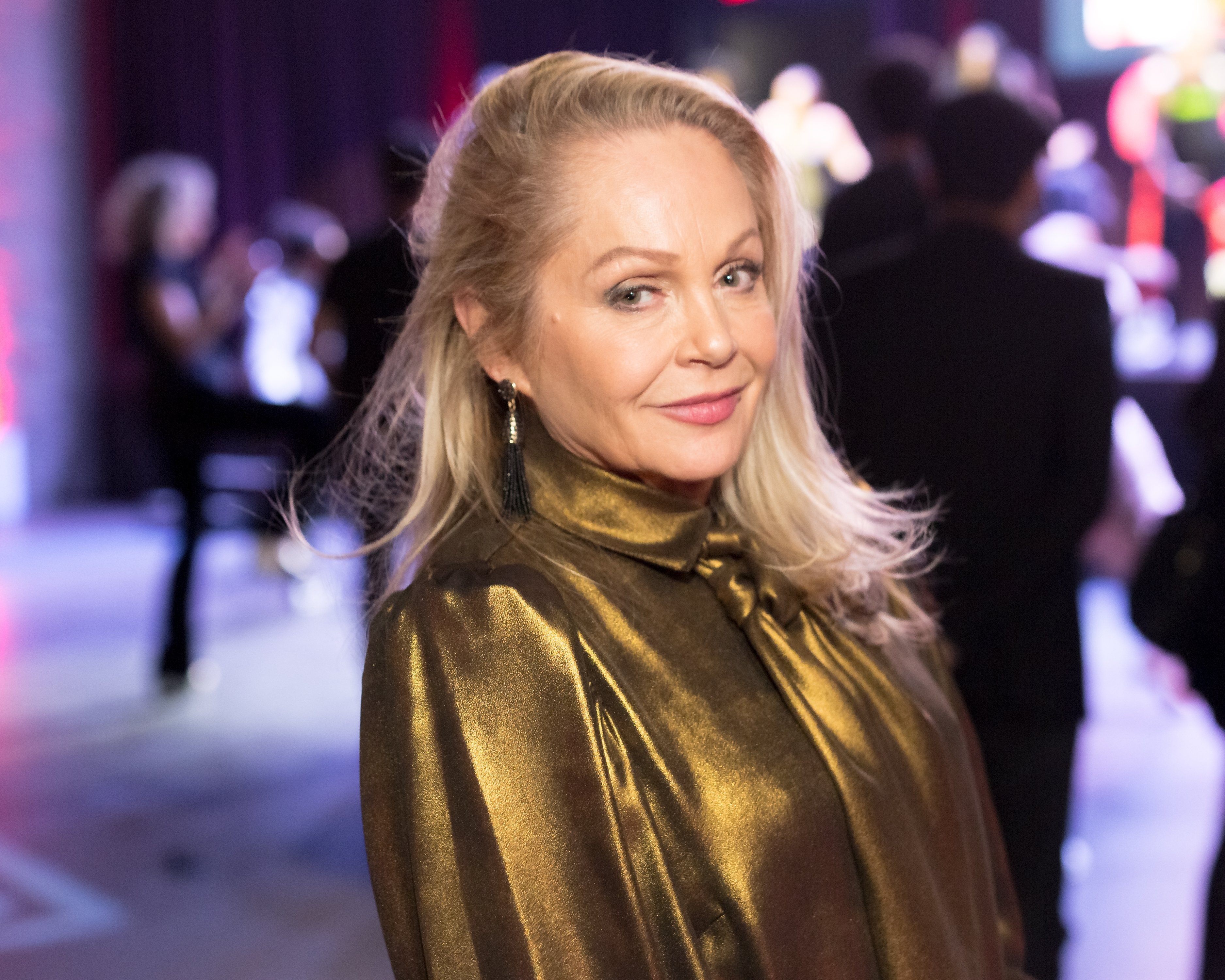 Charlene Tilton attends the Charmaine Blake Presents The Faber Ryan Youth Foundation Gala at Live House Hollywood on October 12, 2019 | Photo: GettyImages