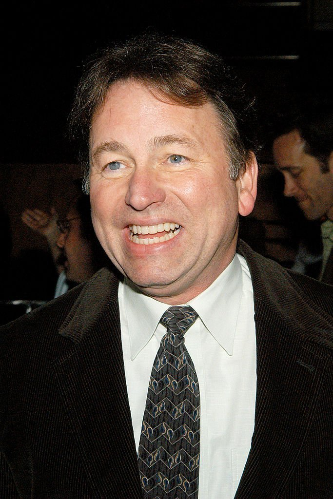 "John Ritter attends the afterparty for opening night of Woody Allen's new play, ""Writers Block"" at Metronome on May 15, 2003 in New York City. 