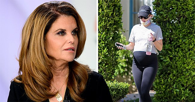 Here's How Katherine Schwarzenegger's Mom Maria Shriver Feels about Being a Grandma