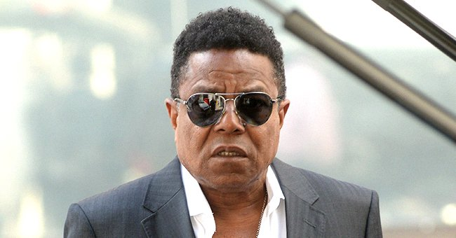 Tito Jackson sighting on June 16, 2017 in London, England. | Source: Getty Images