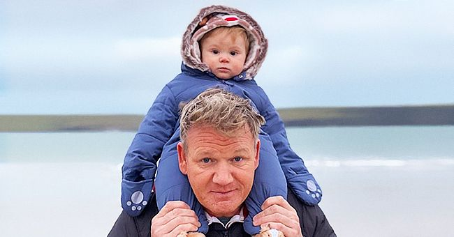 Gordon Ramsay from 'MasterChef' Is a Doting Father of 5 Beautiful Kids — Meet Them All