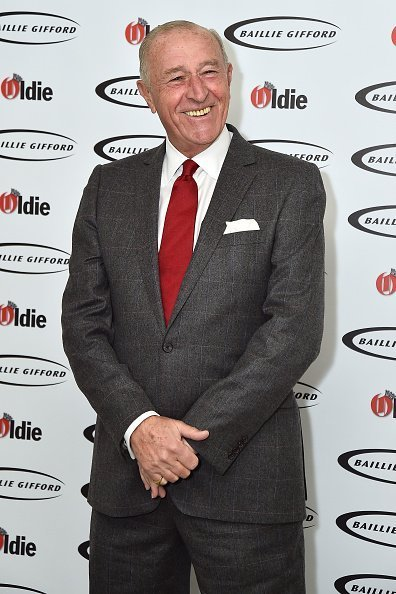 Len Goodman attends the 'Oldie Of The Year Awards' held at Simpsons in the Strand on January 30, 2018 | Photo: Getty Images