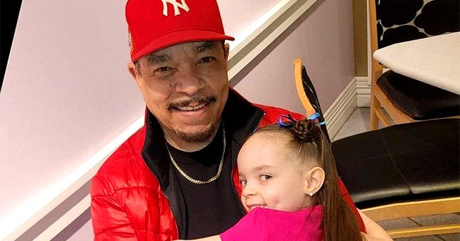 Ice T's Daughter Chanel Is Dad's Spitting Image while Posing Adorably with 4 Dogs in Photoshoot
