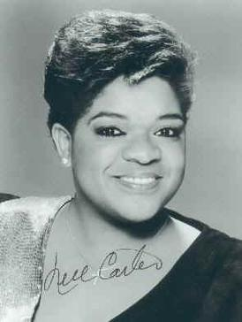 The young Nell Carter, circa 1983 | Source: Wikimedia