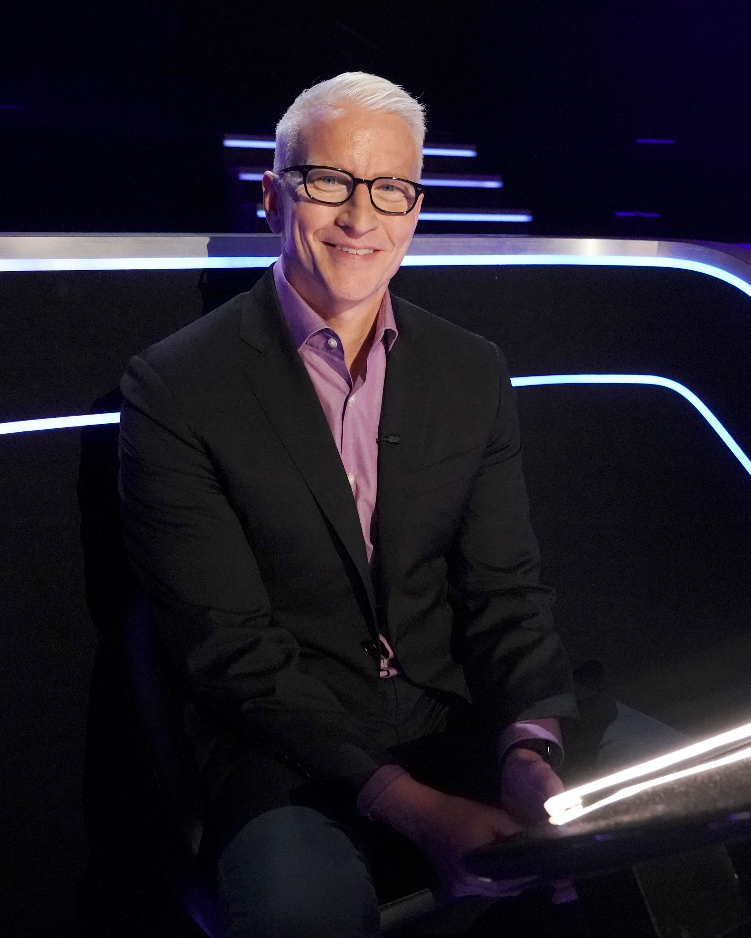 """Anderson Cooper plays on """"Who Wants To Be A Millionaire,"""" June 4, 2020. 