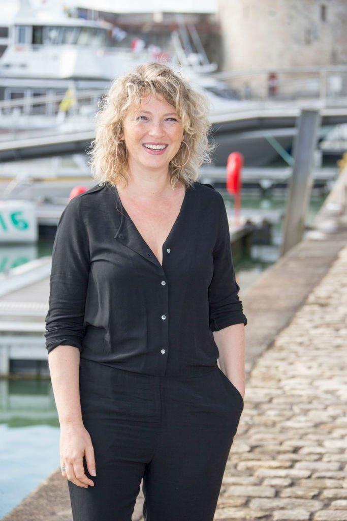 Cécile Bois en septembre 2017. Photo : Getty Images