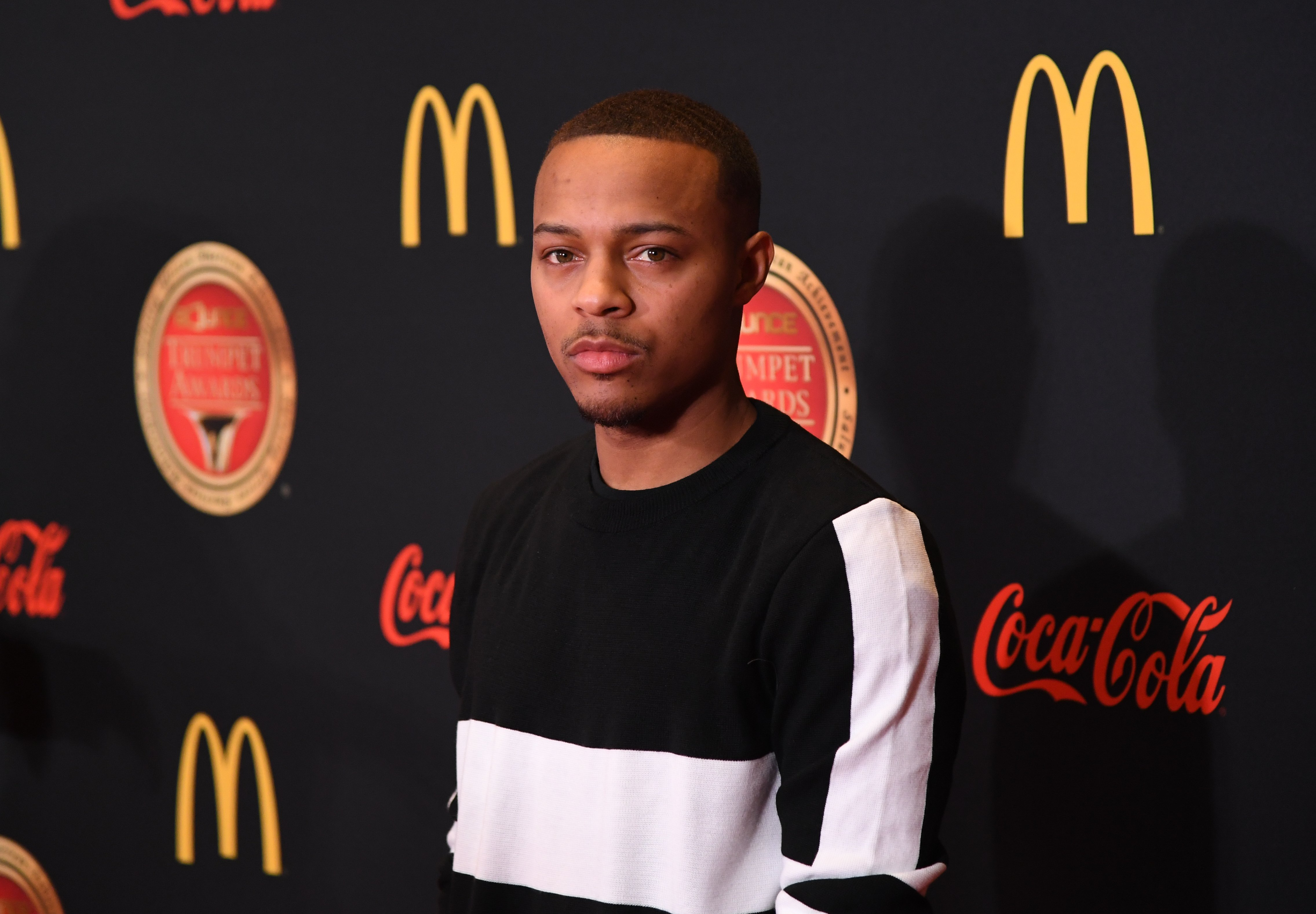 Bow Wow at the 26th Annual Trumpet Awards at Cobb Energy Performing Arts Center on January 20, 2018 in Atlanta, Georgia.   Source: Getty Images