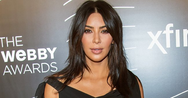 Kim Kardashian Compares Her Life to a Paradise as She Sunbathes in an Awesome Black Bikini