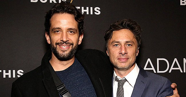 Zach Braff Reveals Nick Cordero Reached Out to Him before His Death – Here's Why