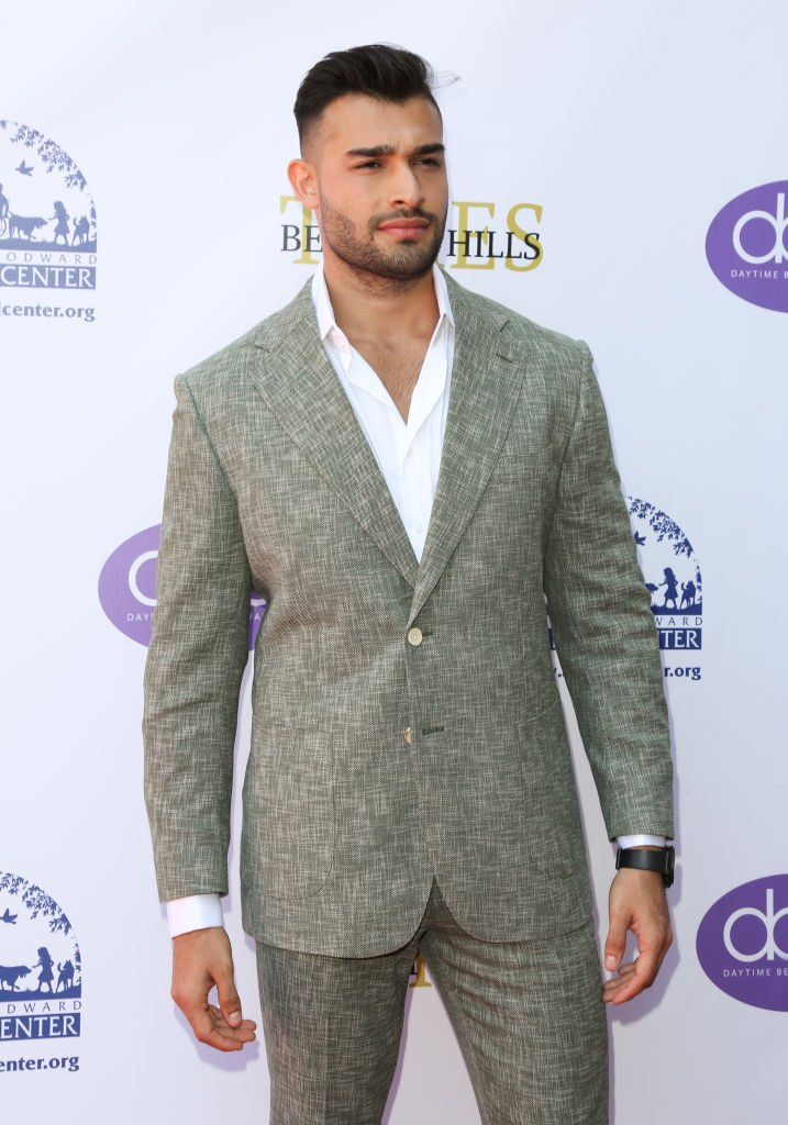 Sam Asghari attends the 2019 Daytime Beauty Awards at The Taglyan Complex on September 20, 2019 | Photo: Getty Images