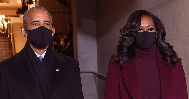 Barack Obama Shares His Thoughts on the Attention Surrounding Michelle's Inauguration Ensemble