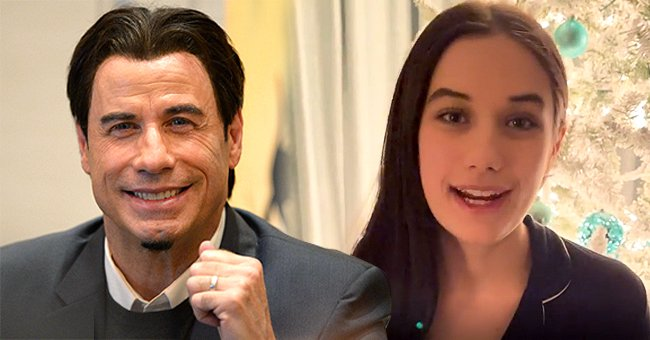 See John Travolta's Look-Alike Daughter Ella's Sweet Message on First Christmas without Her Mom