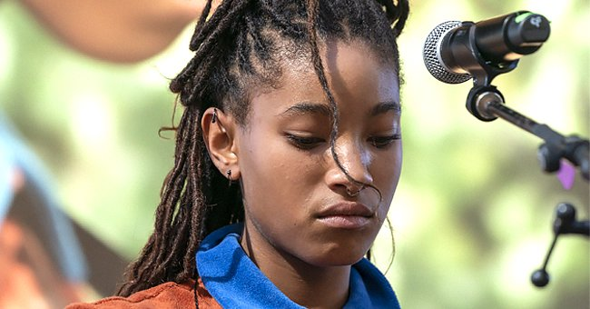 Willow Smith Opens up about an Awkward Moment She Once Had during a Date — Here's What Happened