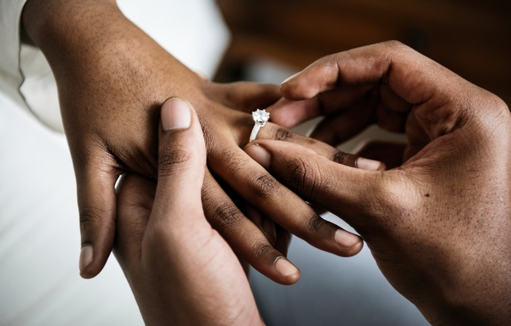Man proposed for marriage   Source: Shutterstock