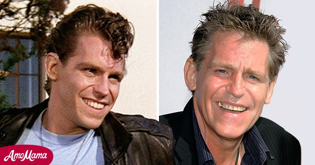 Before and after photo of Jeff Conaway   Photo: Getty Images