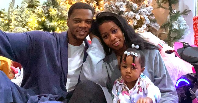 Remy Ma Jokes about Why Daughter Reminisce Tries to Sleep between Her & Husband Papoose