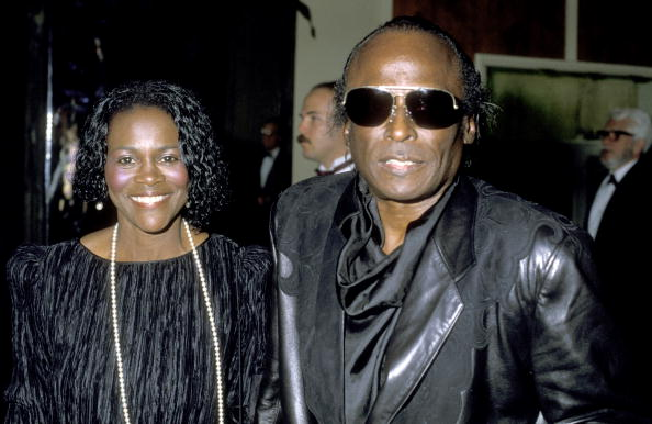 Cicely Tyson and Miles Davis.| Photo: Getty Images.