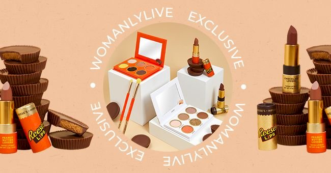 HipDot Launches A Limited Edition REESE'S Makeup Collection
