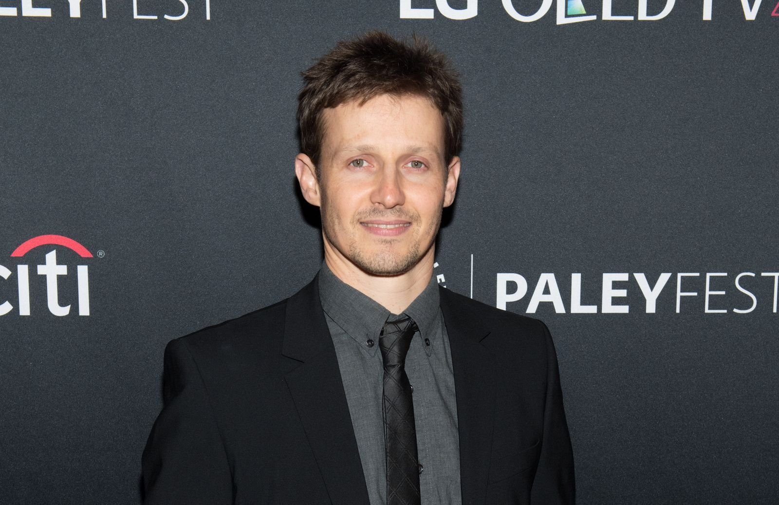 """Will Estes at the """"Blue Bloods"""" screening during PaleyFest NY 2017 at The Paley Center for Media on October 16, 2017 in New York City 