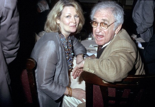 Soupy Sales and wife Trudy Carson at Friars Club in New York City, New York, United States. | Photo: Getty Images