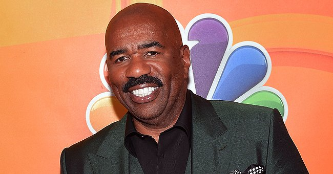 See How Steve Harvey Paid Tribute to His Son Jason on His 29th Birthday