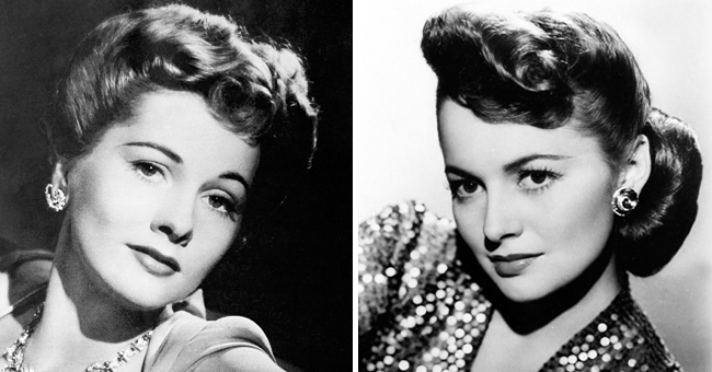 Inside the Lifelong Rivalry between Sisters Olivia De Havilland and Joan Fontaine