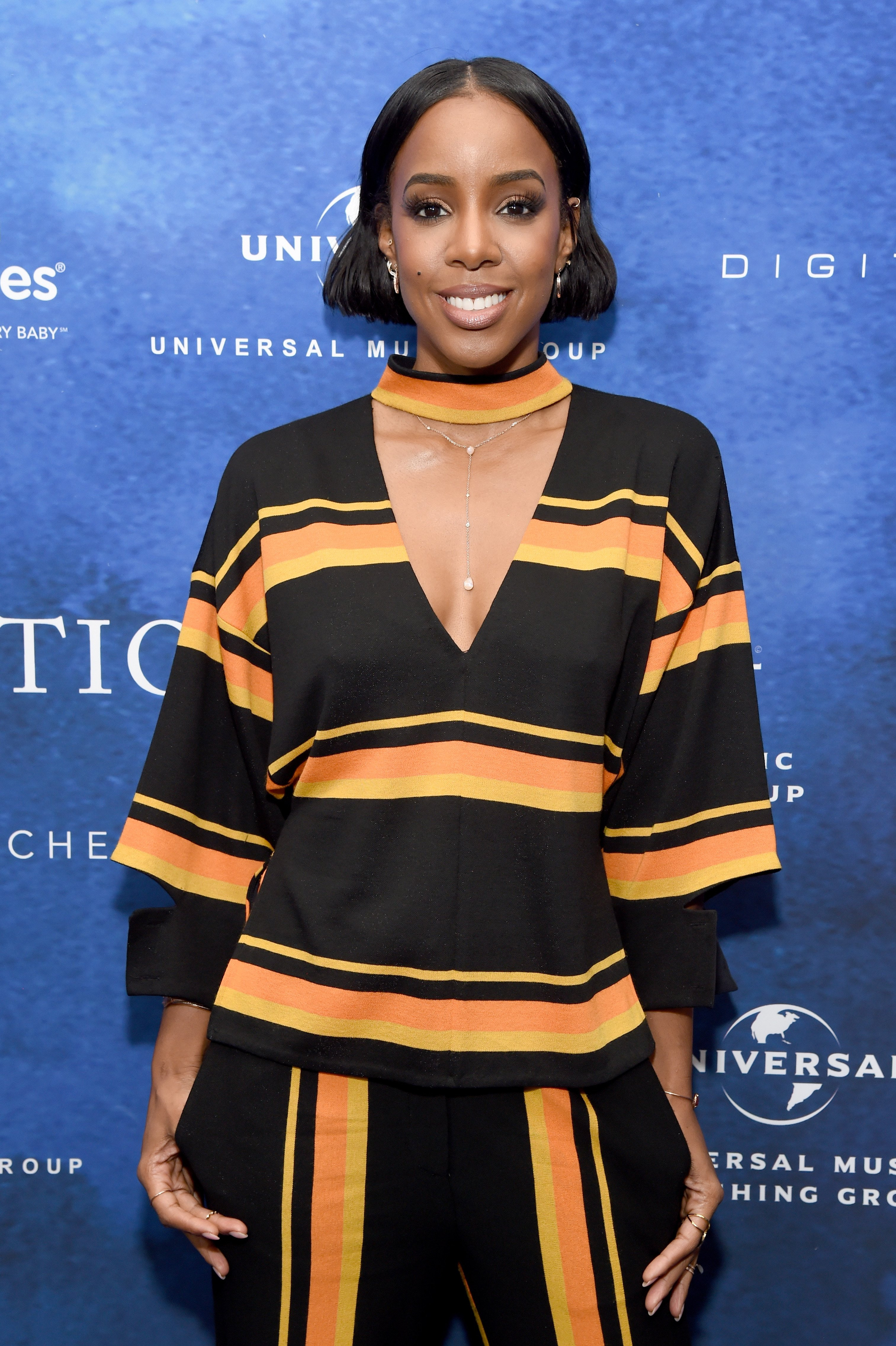 Kelly Rowland attends the 2016 March of Dimes Celebration of Babies at Beverly Wilshire Four Seasons Hotel on December 9, 2016. | Photo: Getty Images