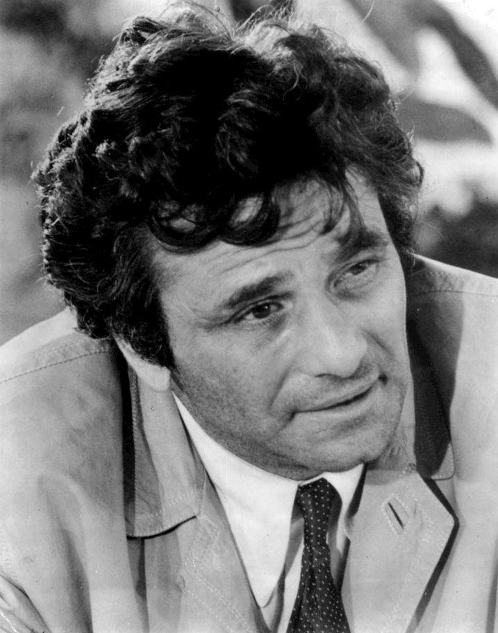 Peter Falk as Columbo in 1973 | Photo: Wikimedia Commons Images