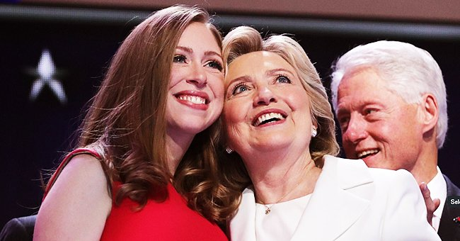 Bill Clinton's Daughter Chelsea & Mom Talk about Hillary's Mother as They Reflect on Their New Children's Book