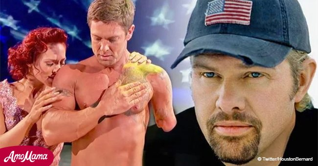 Let's remember the emotional moment Iraq war veteran stunned on 'DWTS' with Toby Keith's iconic song