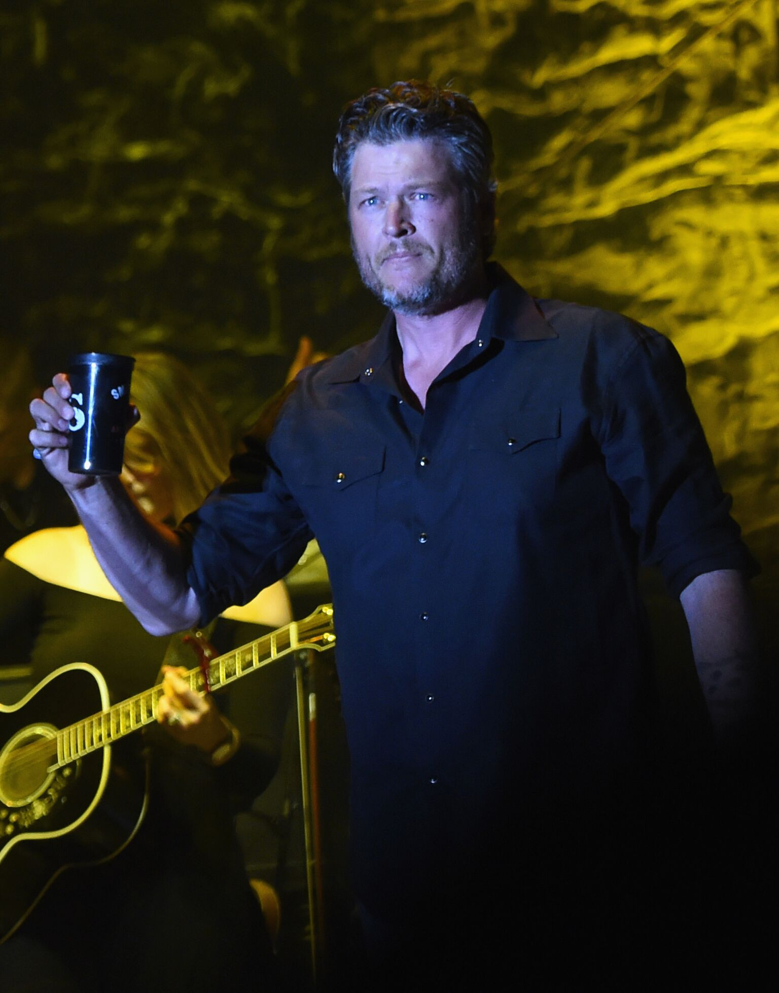 Blake Shelton performs on Day 4 - Country Thunder Music Festival Arizona | Getty Images