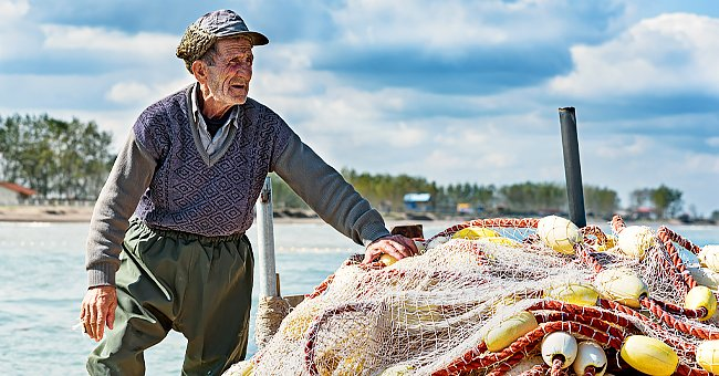 Daily Joke: Only One Man in Town Could Catch Fish