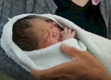 Un bébé | Photo : YouTube/Reporter News TV