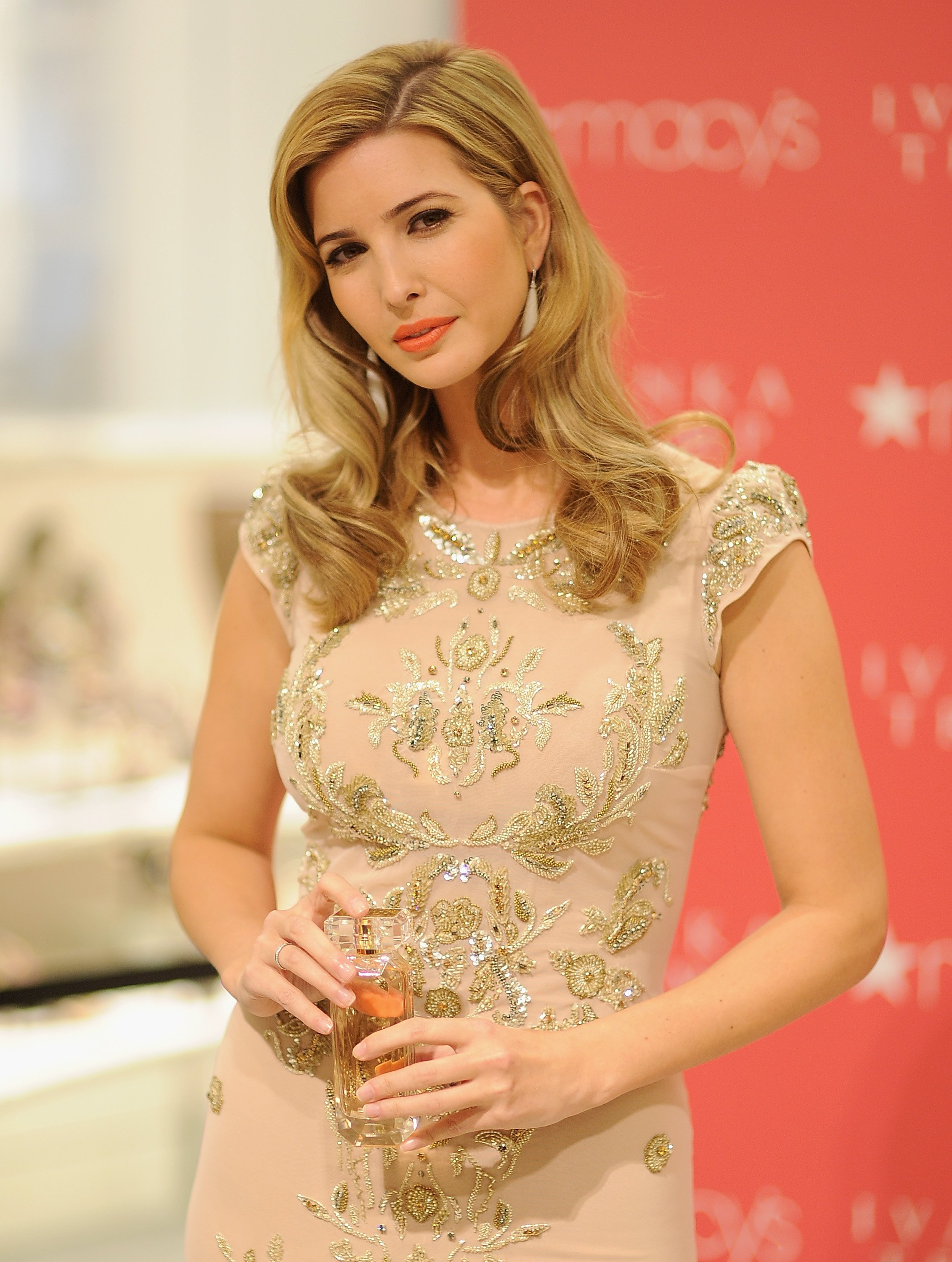 Ivanka Trump attends Ivanka Trump Fragrance Launch at Macy's Herald Square on February 19, 2013 | Photo: Getty Images